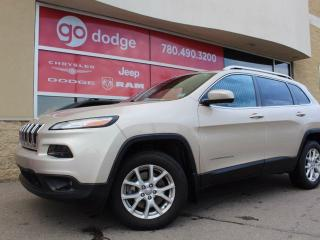Used 2014 Jeep Cherokee North / Back Up Camera / Heated Front Seats & Steering Wheel for sale in Edmonton, AB