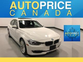 Used 2014 BMW 328 d xDrive LUXURY PKG|NAVIGATION|XENON for sale in Mississauga, ON