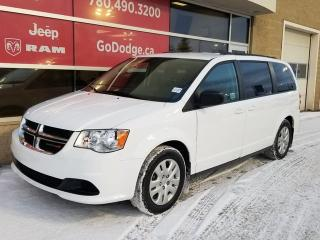 Used 2018 Dodge Grand Caravan SXT / DVD / Back Up Camera for sale in Edmonton, AB