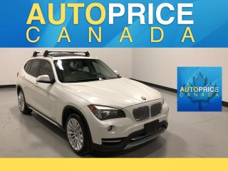 Used 2013 BMW X1 xDrive28i Sunroof/ Power Seats/ Clean Carproof for sale in Mississauga, ON