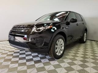 New 2018 Land Rover Discovery Sport SE for sale in Edmonton, AB