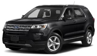 New 2018 Ford Explorer XLT for sale in Calgary, AB