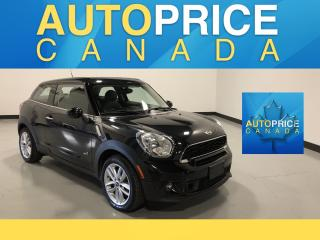 Used 2014 MINI Paceman Cooper S S PACEMAN|AWD for sale in Mississauga, ON