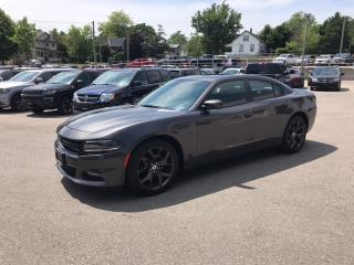 Used 2017 Dodge Charger SXT for sale in Mitchell, ON