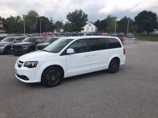 Used 2017 Dodge Grand Caravan GT | LEATHER | REAR CAM | SAVE $$$ for sale in Mitchell, ON