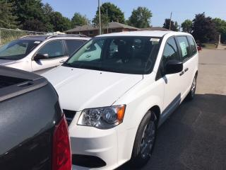 New 2018 Dodge Grand Caravan CVP/SXT for sale in Mitchell, ON