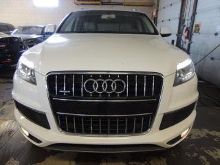 Used 2015 Audi Q7 3.0T SLINE, VORSPRUNG ED, NAVI, BACK UP CAMERA for sale in Mississauga, ON
