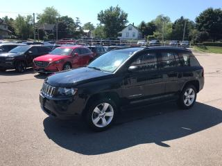 Used 2016 Jeep Compass Sport/North|RARE MANUAL| LOW KMS|4X4 for sale in Mitchell, ON