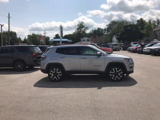 New 2018 Jeep Compass Limited | LEATHER | ROOF | AWD | LOADED for sale in Mitchell, ON