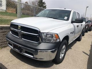 New 2018 RAM 1500 SXT | 4X4 | V8 | CREW CAB|0% FINANCING for sale in Mitchell, ON