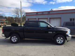 New 2018 RAM 1500 SXT |V8 | 6SPEED AUTO | CREW CAB for sale in Mitchell, ON