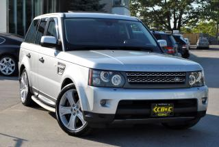 Used 2010 Land Rover Range Rover Sport Supercharged for sale in Oakville, ON