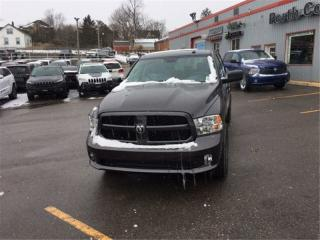New 2018 RAM 1500 2018 Ram 1500 Express ** Sport Look ** for sale in Mitchell, ON