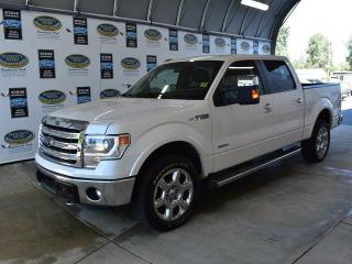 Used 2014 Ford F-150 Fully Loaded Lariat! for sale in Campbell River, BC