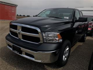 New 2018 RAM 1500 SXT | POPULAR PACKAGE WITH INCREDIBLE VALUE for sale in Mitchell, ON