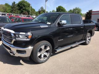 New 2019 RAM All-New 1500 Laramie |4X4|HEMIV8| LEATHER|ROOF &MORE for sale in Mitchell, ON