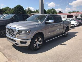 New 2019 RAM All-New 1500 Laramie | LEATHER | ROOF | 4X4 | LOADED for sale in Mitchell, ON