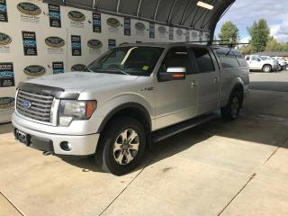 Used 2011 Ford F-150 F150- Loaded with luxury options! for sale in Campbell River, BC