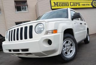 Used 2008 Jeep Patriot SPORT!4X4+CleanAutocheck!Only$144/Bi-weekly! for sale in St Catharines, ON