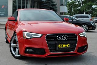 Used 2013 Audi A5 S line Competition for sale in Oakville, ON