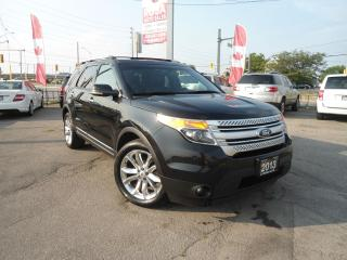 Used 2013 Ford Explorer 4X4 GPS NAV PANORAMIC DVD LEATHER NO ACCIDENT for sale in Oakville, ON