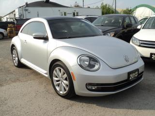 Used 2013 Volkswagen Beetle HIGHLINE for sale in Oakville, ON