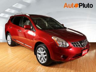 Used 2013 Nissan Rogue SL for sale in North York, ON