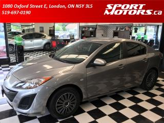 Used 2010 Mazda MAZDA3 New Brakes+A/C+Rust Proofed+Automatic for sale in London, ON