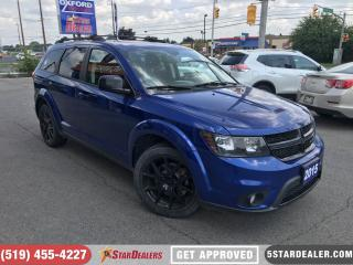 Used 2015 Dodge Journey SXT | 7PASS | NAV | ROOF | DVD for sale in London, ON