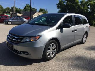 Used 2016 Honda Odyssey SE * Rear CAM * Bluetooth * LOW KM * 8 Pass for sale in London, ON