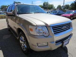 Used 2007 Ford Explorer LIMITED for sale in Scarborough, ON