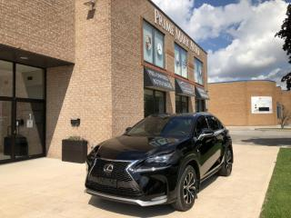 Used 2017 Lexus NX 200t 200T SPORT for sale in Concord, ON