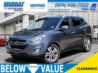 Used 2015 Hyundai Tucson Limited**LEATHER**NAVI**REAR CAMERA** for sale in Surrey, BC