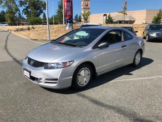 Used 2009 Honda Civic DX-G for sale in Surrey, BC