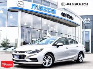 Used 2017 Chevrolet Cruze LT Auto, NO ACCIDENTS, BOSE AUDIO, REARCAM for sale in Mississauga, ON