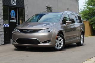 Used 2018 Chrysler Pacifica Touring-L Plus*Pano Roof*Dual Blu-Ray/DVD*Rem-Star for sale in Mississauga, ON
