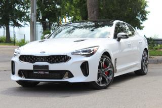 Used 2018 Kia Stinger GT Limited* Every Possible Option*Shows As NEW for sale in Mississauga, ON