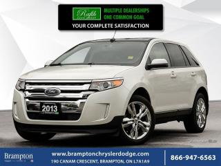 Used 2013 Ford Edge SEL | TRADE-IN | for sale in Brampton, ON