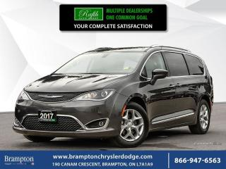 Used 2017 Chrysler Pacifica TOURING L PLUS | TRADE-IN | for sale in Brampton, ON