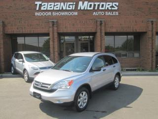 Used 2010 Honda CR-V LX | NO ACCIDENT | BLUETOOTH | POWER GROUP for sale in Mississauga, ON