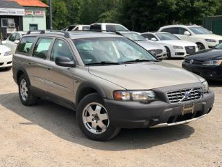Used 2003 Volvo V70 No-Accidents XC70 AWD Turbo Leather Sunroof for sale in Newmarket, ON