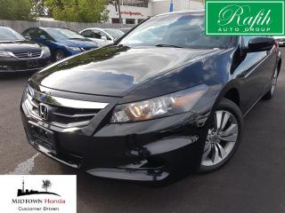 Used 2012 Honda Accord EX-Super clean-Very low mileage for sale in North York, ON