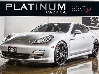 Used 2010 Porsche Panamera 4S, V8 400HP AWD, NAVI, SUNROOF, HEATED LTHR for sale in North York, ON