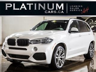 Used 2015 BMW X5 xDrive35d, M-SPORT, 7 PASSENGER, NAVI, PANO, PREM for sale in North York, ON