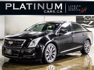 Used 2016 Cadillac XTS LEATHER, BOSE, Climate for sale in Toronto, ON