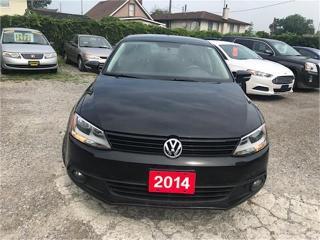 Used 2014 Volkswagen Jetta Sedan Trendline+ for sale in Hamilton, ON