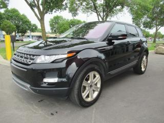 Used 2012 Land Rover Evoque Pure Plus for sale in Dollard-des-ormeaux, QC