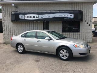 Used 2006 Chevrolet Impala LT for sale in Mount Brydges, ON