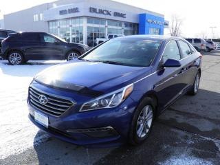 Used 2016 Hyundai Sonata 2.4L GL / $116.00 bi-weekly for 84 mths for sale in Arnprior, ON