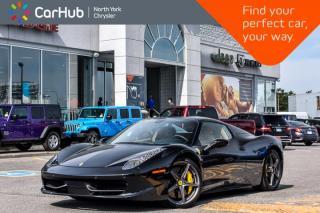 Used 2014 Ferrari 458 ITALIA |Carbon Fiber Racing Pkg|Pkng_Sensors|20